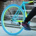 YLSHRF 26 Inch 700x23C Road Bike Bicycle Tire Solid Tube Explosion-Proof Tyre, Road Bike Tire, BikeTire