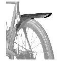 Tate Labs Rain Fly Rear Fender Fold-Up Lightweight 40 Grams Black Road CX Disc