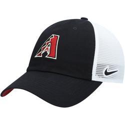 Arizona Diamondbacks Nike Heritage 86 Trucker Adjustable Hat - Black - OSFA