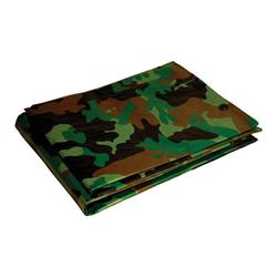 Foremost Dry Top 10 ft. x 12 ft. Medium Duty Polyethylene Tarp Camouflage