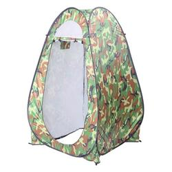 Portable Privacy Tent, Pop-Up Dressing Room Camping Shower Tent for Camping Picnic, Camouflage