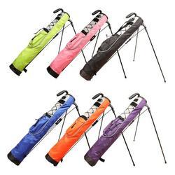 Gargrow Large Capacity Portable Golf Bracket Bag Golf Gun Bag Standard Lightweight Waterproof Golf Support Bag.