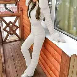 Women Ski Suit Women Winter Warm Snow Suit Outdoor Sports Pants Ski Suit Rain Suit Wetsuit for Ski Sports