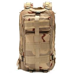 30L Capacity Men Army Military Tactical Large Backpack Waterproof Outdoor Sport Hiking Camping Hunting 3D Rucksack Bags For Men
