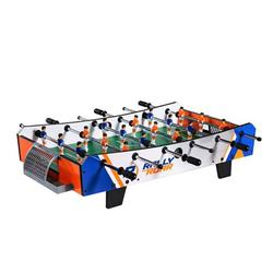 Rally and Roar Foosball Tabletop Games and Accessories, Mini Size - Fun, Portable, Foosball Soccer Tabletops Soccer - Recreational Hand Soccer for Game Rooms, Arcades, Bars, for Adults, Fa