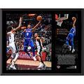 "R.J. Barrett New York Knicks 12"" x 15"" NBA Debut Sublimated Plaque - Fanatics Authentic Certified"