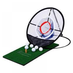 Patgoal Golf Net Golf Nets for Backyard Driving Golf Practice Net Vice Golf Ball Golf Simulators for Home Golf Training Chipping Net Golf Ball Washer Golf Chipping Net Golf Nets for Indoor Use