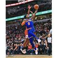 "R.J. Barrett New York Knicks Autographed 16"" x 20"" Dunk vs. Chicago Bulls Photograph - Fanatics Authentic Certified"