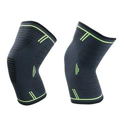 Actoyo Non-slip Compression Knee Brace for Working out Support for Running, Basketball, Weightlifting, Gym, Workout