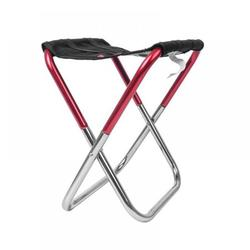 """Portable Folding Camping Stool Backpacking Travelling Foldable Chair for Camping, Travel, Hiking, BBQ, Fishing, Garden, Beach(9""""x5.1""""x10""""), Hold up to 220 lbs"""