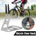 PUYANA Bicycle Floor Stand Bike Display Rack Storage Holder Repair Power Coated Steel Bicycle Rack Repair Display Stand