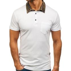 CVLIFE Mens Lightweight Classic Fit Polo T-Shirts Workout Sport Golf Polo Shirts Comfort Soft Stretch Short Sleeve Jersey Polo Shirt
