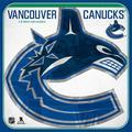 Vancouver Canucks 2018 Wall Calendar