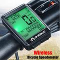 Cycling Computer, EEEkit Bicycle Multi Function Wireless with Extra Large Digital LCD Backlight Display, Waterproof Bike Speedometer with Automatic Wake-up Multifunction for Outdoor Bikes Accessories