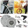 OTVIAP 14Pcs/Set Conversion Accessory for Electric Bicycle E-Bike Kit 24V250W Easy Installation,Electric Bicycle Conversion Kit,Electric Bicycle Conversion Set
