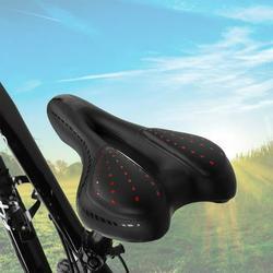 ACOUTO Bicycle Seat,Ergonomic Bicycle Bike Cushion Saddle Seat Arc Bow Hollow Center Cycling Accessory, Bike Saddle Seat