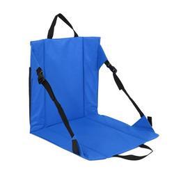 Gupbes Folding Chair, Folding Padded Cushion Chair Seat Stadium Bleacher Sport Recliner, Stadium Bleacher Chair