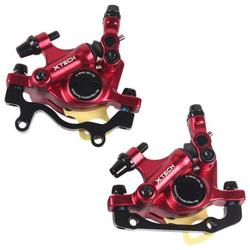 Bike Hydraulic Disc Brake Front Rear Calipers Cycling MTB Folding Bicycle Hydraulic Brake Bike Accessory