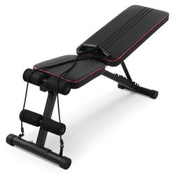Fdit Dumbbell Bench,Home Gym Fitness Adjustable Bench Foldable Incline Decline Weight Workout Dumbbell Bench,Adjustable Exercise Weight Bench
