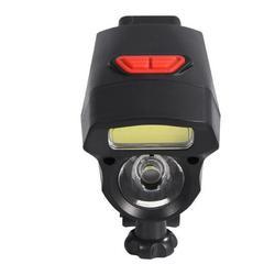 Tebru Super Bright Bike Front Waterproof LED Lamp Head Light Cycling Night Riding Accessory, Bike LED Light, Bike Headlight