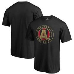 Atlanta United FC Fanatics Branded Team Primary Logo T-Shirt - Black