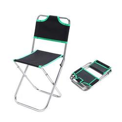 Jeobest Folding Chair Outdoor Camping - Portable Folding Chair Outdoor - Foldable Camping Chair - Lightweight Portable Camping Chair Outdoor Folding Chair for Picnic Beach Hiking Fishing MZ