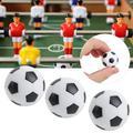 Kritne Mini Table Soccer Balls,Table Football Balls,8Pcs Mini Table Football Balls 32mm Children Football Table Game Machine Accessory