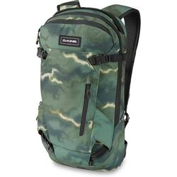 Dakine Heli Pack 12L Backpack Men's Olive Ashcroft Camo, Olive Ashcroft Camo By Visit the Dakine Store