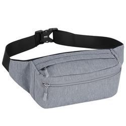 HAWEE Unisex Fanny Pack-Crossbody Sling Backpack Running Waist Pack Belt Hip Bag for Travel Sport Hiking Cycling