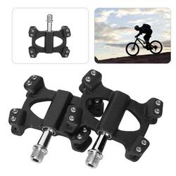 ACOUTO Super Lightweight Carbon Fiber Pedal, 1 Pair Bicycle Pedal, For Mountain Bike Folding Bicycle Bicycle Motocross Cycling Accessory Road Bicycle