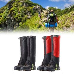 Motor Genic Mountain Hiking Hunting Boot Gaiters Waterproof Snow Snake High Leg Shoes Cover