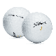 36 Titleist Velocity Mint Used Golf Balls with Tote Bag