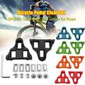 SPRING PARK TB-011 Anti-slip Rode Cycling Shoe Pedal Cleats Set Durable Bike Accessories