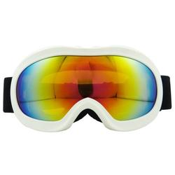 Children Ski Goggles Double Layers Anti-Fog Ski Mask Glasses Kids Girls Boys Skiing Snow Snowboard Goggles Eyewear