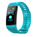Fitness Tracker HR,fitness tracker with blood pressure monitor, Waterproof Smart Fitness Band with Step Counter, Calorie Counter, Pedometer Watch fitness tracker watch(TURQUOISE)