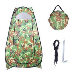 "Winado 47""x 47"" Portable Bathroom Shower Tent Outdoor Pop up Tent with Handbag"