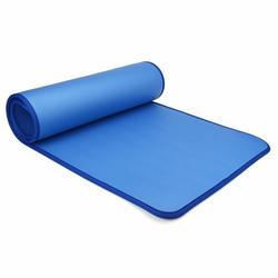 Yoga Mat+Bandage 0.4inch Extra Thick High Density Exercise Mats Non-slip Pad for Pilates Fitness Workout Exercise Camping 72x24x0.4inch
