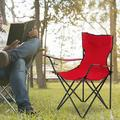 Portable Camping Chair - Compact Ultralight Folding Backpacking Chairs, Small Collapsible Foldable Packable Lightweight Backpack Chair in a Bag for Outdoor, Camp, Picnic