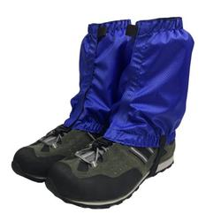 1 Pair Hiking Hunting Boot Gaiters Waterproof Snow Snake High Leg Shoes Cover