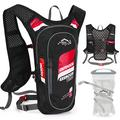 5L Hydration Pack Backpack Super Lightweight Breathable Hydration Vest For Outdoors Running Cycling Climbing