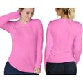 INGEAR Women's UPF 50+ UV Sun Protection Long Sleeve Rash Guard Swimwear Wetsuit