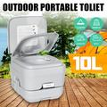 Camping Toilet Travel Toilet for Pregnant Woman Elderly Car RV Indoor Outdoor Camping