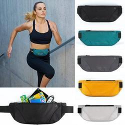 Unisex Waterproof Waist Bag Girls Travel Fanny Waist Pack