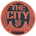 San Francisco Giants WinCraft 3/4'' x 3/4'' Ball Pin