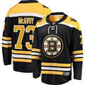 NHL Men's Boston Bruins Charlie McAvoy #73 Breakaway Home Replica Jersey
