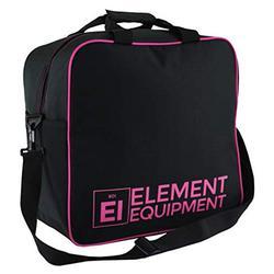 Element Equipment Padded Boot Bag Snowboard Ski Boot Bag Black/Pink