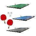 Martin Kilpatrick Ping Pong Table for Billiard Table Conversion Table Tennis Game Table Table Tennis Table with Ping Pong Paddle Set Conversion Top for Pool Table Games Ping Pong Table Top
