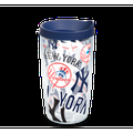 MLB New York Yankees All Over 16 oz Tumbler with lid