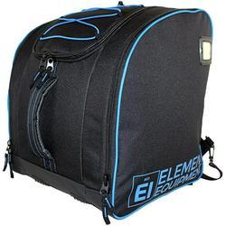 Element Equipment Boot Bag Deluxe Snowboard Ski Backpack (Black/Blue)