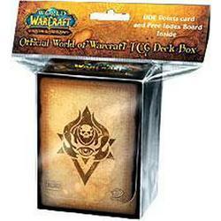 World of Warcraft Card Supplies Neutral Deck Box